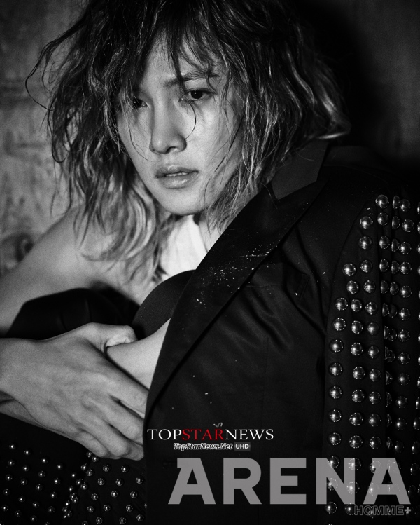 JCW Arena Homme+ August 2014