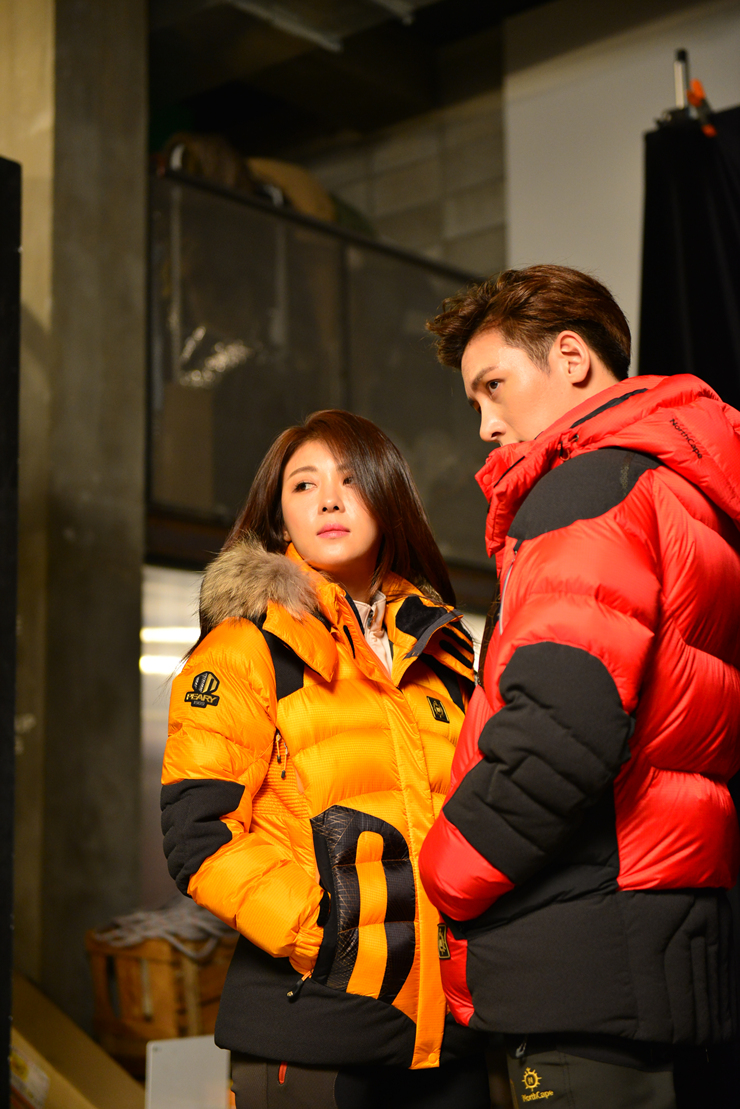 CF 20150106 Northcape Fall/Winter photoshoot BTS (with ...