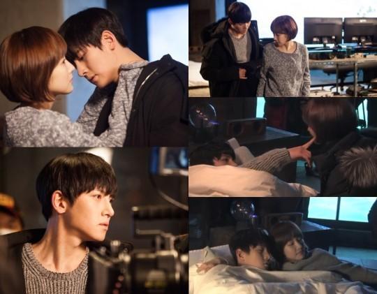 "Drama] Behind the scenes of teary kiss in ""Healer""   Ji"