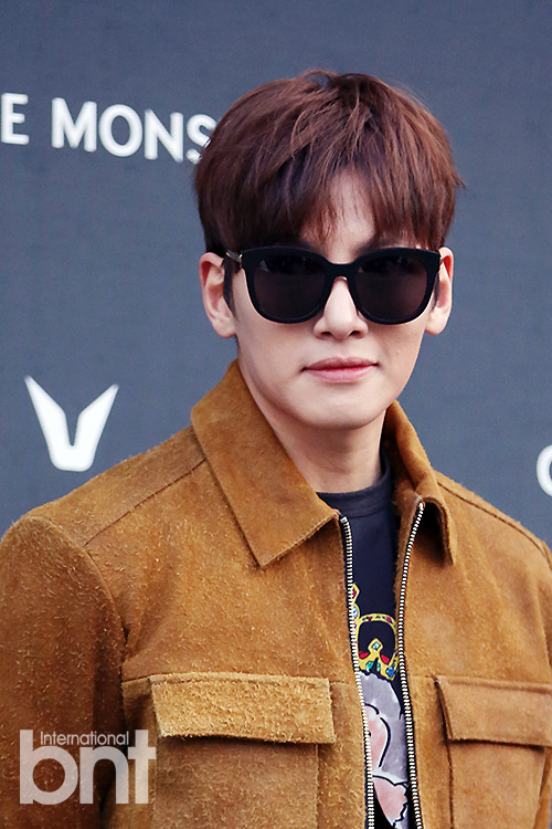 6f5dee4bec9e Event  Ji Chang Wook attends launch event of Gentle Monster eyewear ...