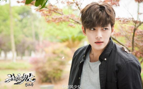 Drama New Ji Chang Wook Promo Stills From Whirlwind