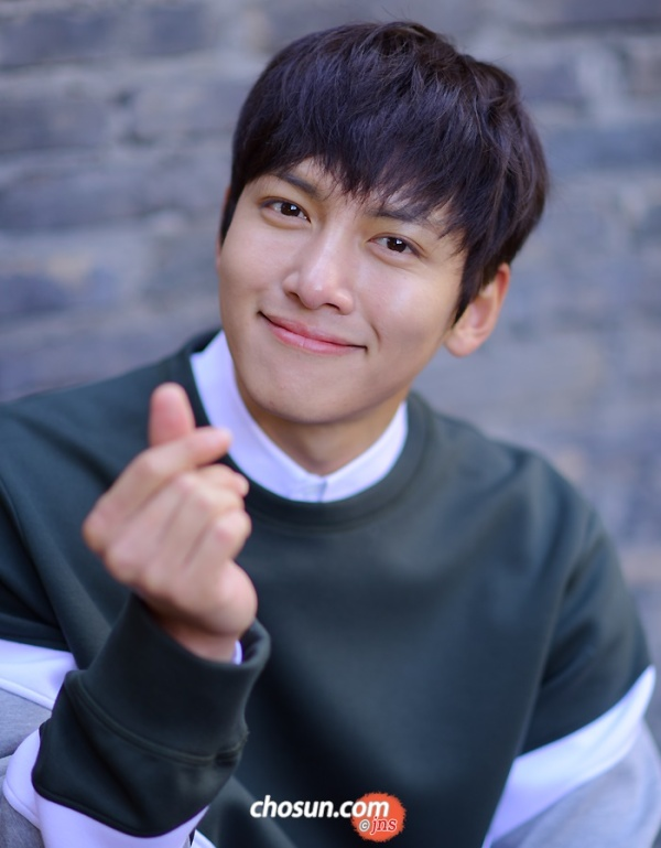pictorial ji chang wook post the k2 interview press pictures