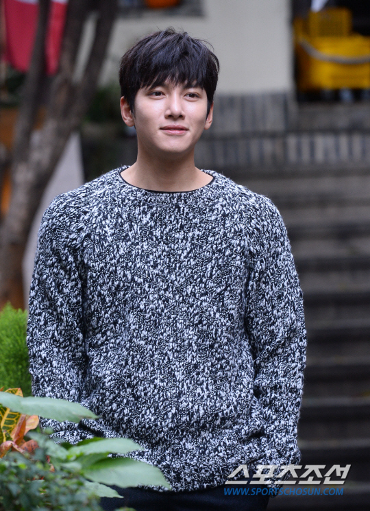 "Interview] 20161114 – Ji Chang Wook ""The K2"" interview with"