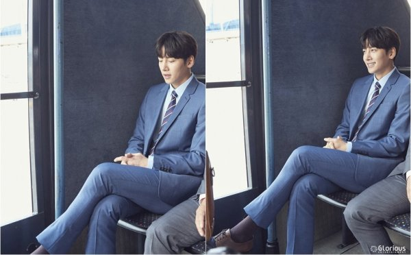 Drama A Pictorial Starring Ji Chang Wook Maketh Suit