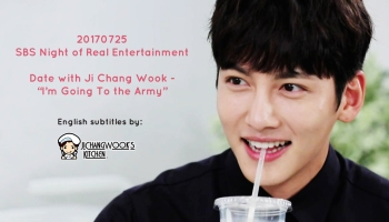 [Eng Sub] 20170725 Night of Real Entertainment - Date With Ji Chang Wook