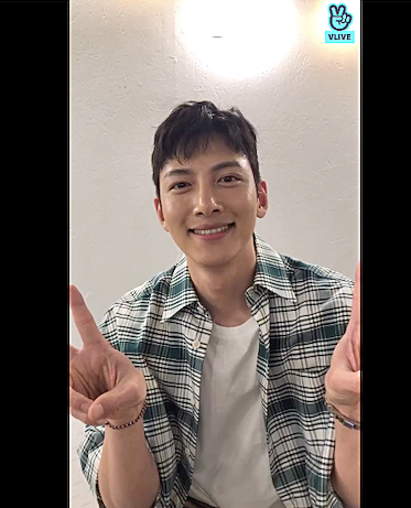 Event] Highlights of Ji Chang Wook's 15 May VLive broadcast